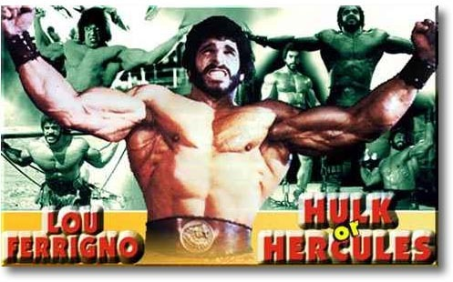 Herkulovská série - Lou Ferrigno