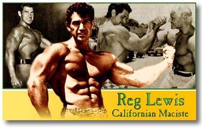 Herkulovská série - Reg Lewis