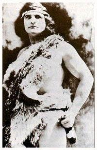 Tarzanovská série - Elmo Lincoln