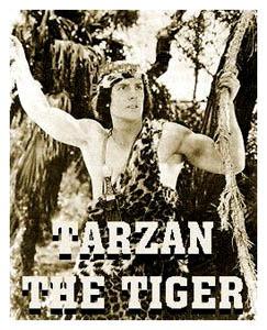Tarzanovská série - Frank Merrill