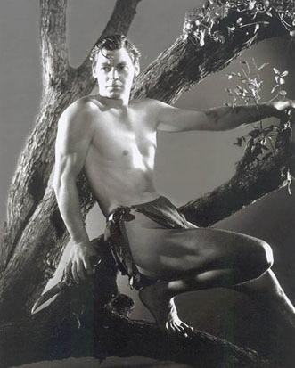 Tarzanovská série - Johnny Weismüller