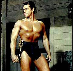 Tarzanovská série - Gordon Scott