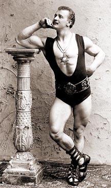 Nesmrtelný Sandow