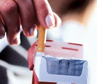 Nikotínové pokušenie