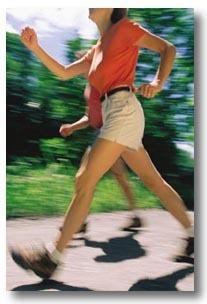 Která chůze je efektivnější?