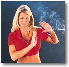 Ženy a cigarety