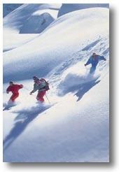 Pred prvou lyžovačkou