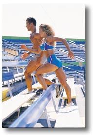 Nezapomínat na aerobní cvičení!