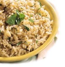 Nepřejídejte se hnědou rýží!