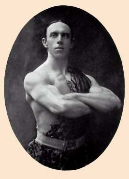 Profil - Albert Treloar