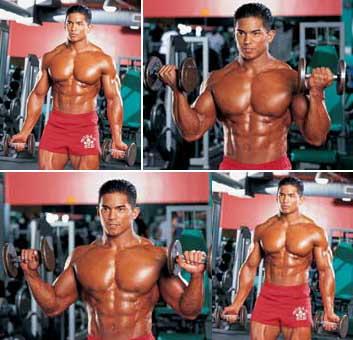 Neignorujte svaly předloktí