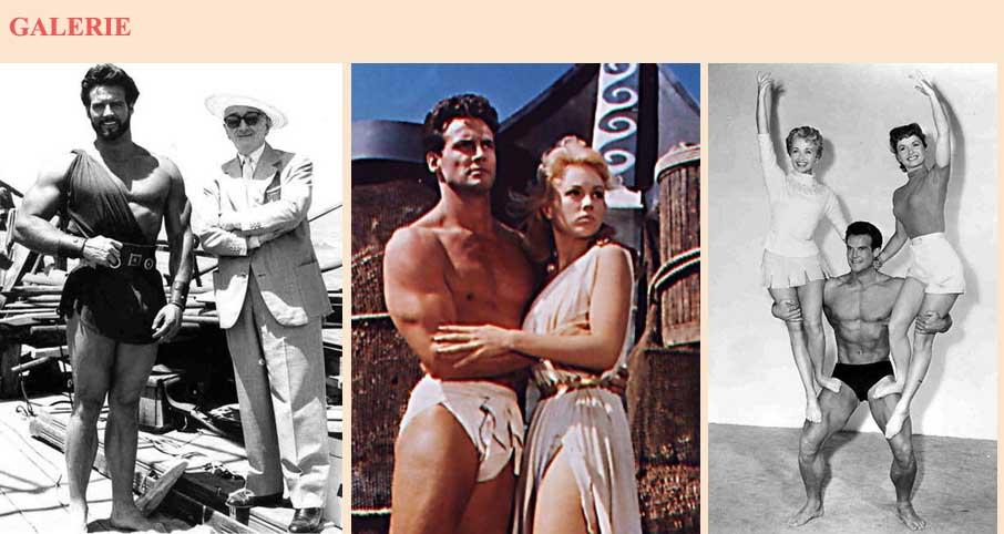 Galerie - 3x foto z filmů Steeve Reevesa