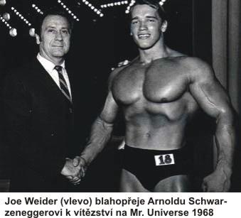 Začátky - Joe Weider (2.)