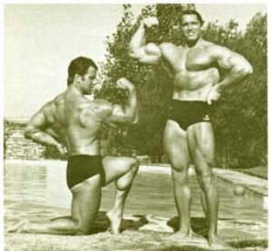 Arnold u Rega Parka (2)