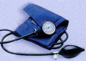 Měříte si krevní tlak?