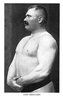 Ruští siláci: Ivan Poddubnyj (2.)
