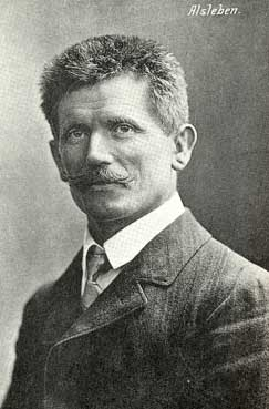 Pocta průkopníkům: Theodor Siebert