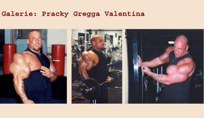 Galerie: Pracky Gregga Valentina
