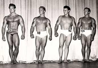 Fotky z minulosti: AAU Mr. America 1947
