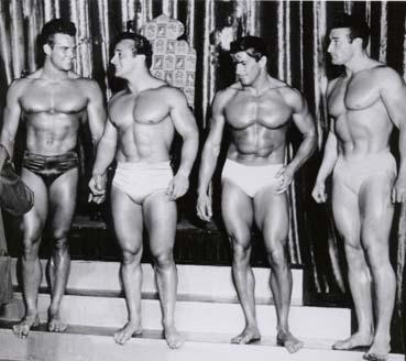 Fotky z archivu: Mr. USA 1949