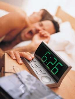 Spánek, stres a trénink
