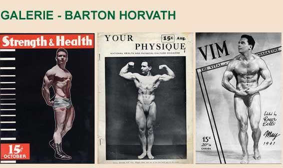 Galerie - Barton Horvath