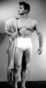Vince Gironda: O svalové definici