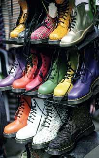 Správne topánky
