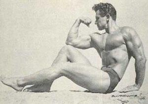 Causa steroidy: Vince Gironda
