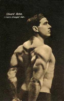 Profil: Edward Aston