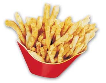 Fast food kontra štíhlá linie