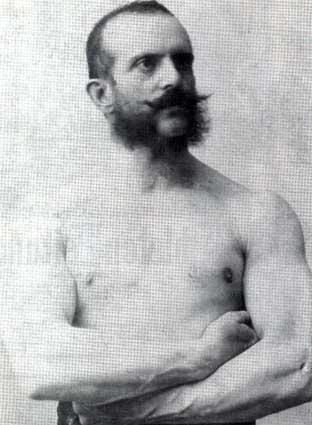 Pocta průkopníkům: Luigi Montizelli Obizzi