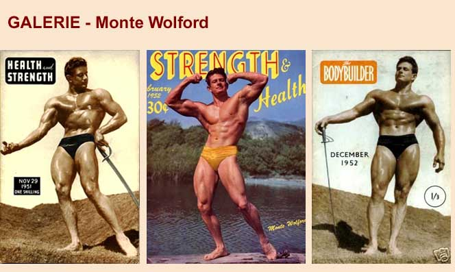 Galerie - Monte Wolford