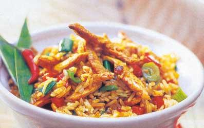 Indonézska ryža