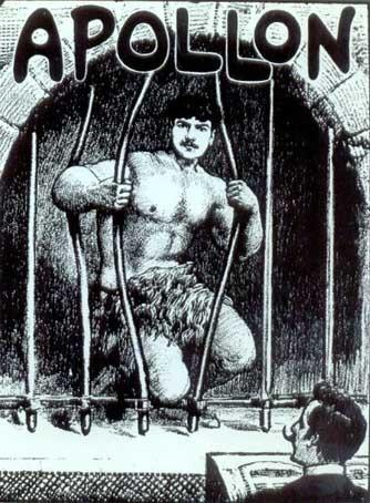 Apollon, král siláků (7)