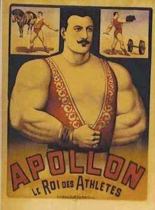 Apollon, král siláků (8)