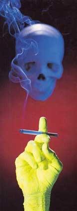 Pasivní kouření zabíjí