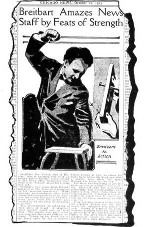Síla z minulosti: Sieg Breitbart