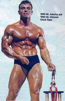 Muž ze železa: Chuck Sipes (5)