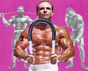 Muž ze železa: Chuck Sipes (7)