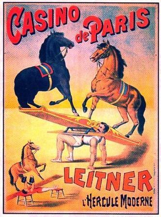 Síla z minulosti: Bernhardt Leitner