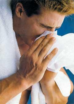 Jak na chřipku