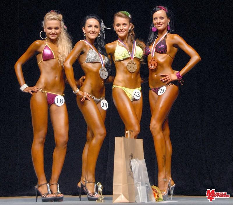 Bikini fitness ženy