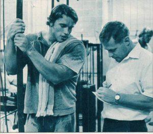 Gold´s Gym ve Venice, 1969
