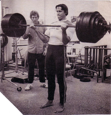 Gold´s Gym ve Venice, 1969