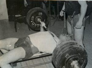 Robert Kocourek 207,5kg