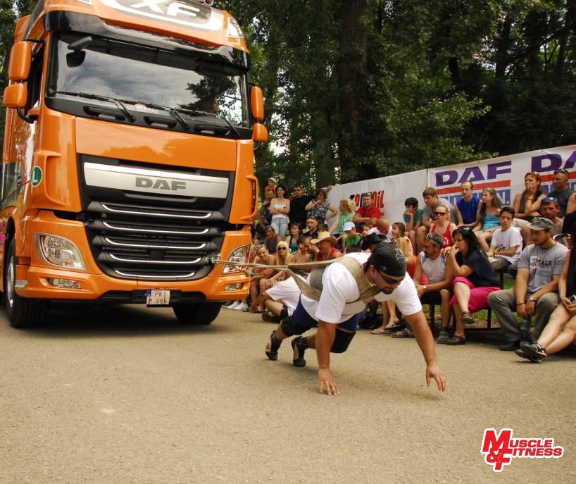 Dulai (ťahanie kamióna)