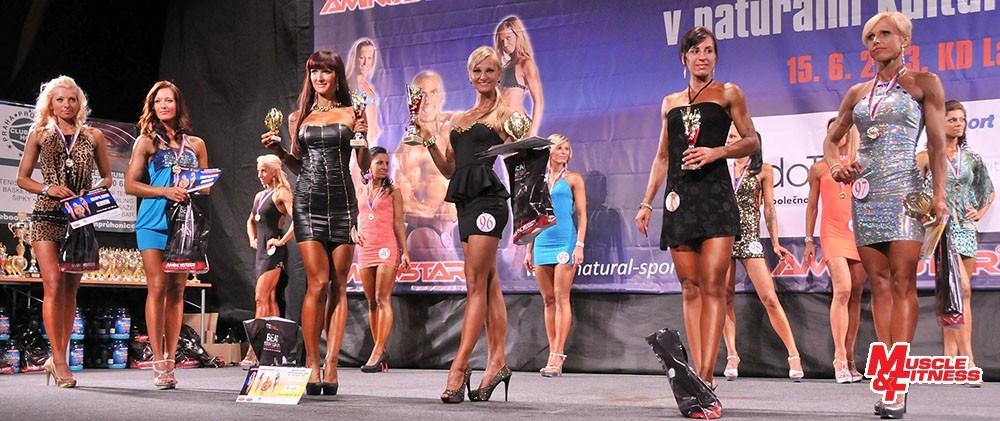 Fitness model nad 168 cm