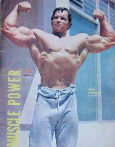 Když Arnold soutěžil