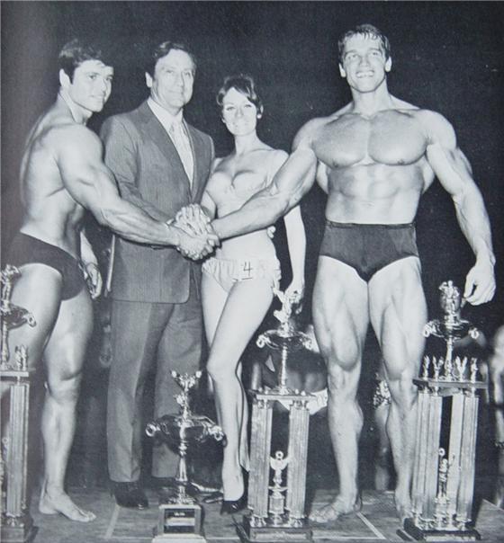 Arnold-IFBB Mr. Universe 1969